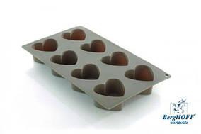 """Силиконовая форма для выпечки Berghoff 1101860 30,5 Х 17,5 Х 3,5 см """"Сердце"""""""