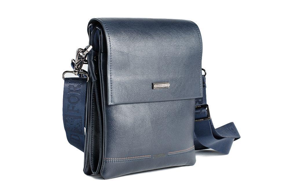 Мужская сумка синего цвета Bradford 930-3 L