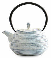 Заварочный чугунный чайник BergHOFF 1107114 1,1 л Белый
