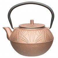 Чугунный чайник заварочный BergHOFF 1107211 на 1л. золотой