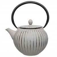 Чугунный заварочный чайник BergHOFF 1107213 1 л. серый