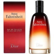 Духи мужские Christian Dior Fahrenheit Aqua(Кристиан Диор Фаренгейт аква)