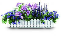 EMSA EM956751200 Оконный вазон для цветов LANDHAUS 75см (Белый)