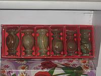 Подсвечник для церковной свечи, 6х4 см, Оникс, Днепропетровск