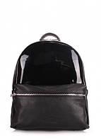 Женский рюкзак Transparent black