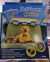 Подстилка - коврик в машину для домашних животных pet zoom loungee