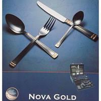 Berghoff Nova Gold 1291338 Бельгия Набор столовых приборов, 110пр.