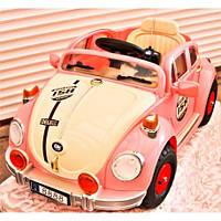 Детский электромобиль Vintage Juke 158