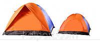 Палатка туристическая 3хместная SY-005/2, 135*200*200, купить