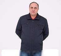 Мужская демисезонная куртка больших размеров