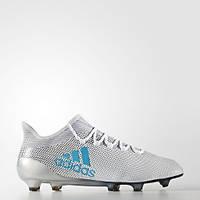 Бутсы Adidas X 17.1 SG  White