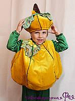 Тыква, Гарбуз, карнавальный костюм на праздник осени (код 82/1)