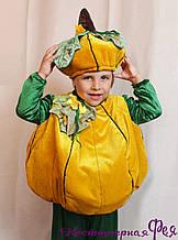 Гарбуз, Гарбуз, карнавальний костюм на свято осені (код 82/1)