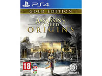 Игра Assassin's Creed OriginsEdycja GOLDPS4