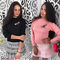 Женский костюм юбка и кофта 1220 (16)