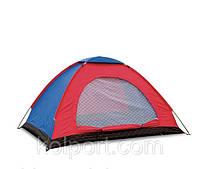 Палатка туристическая 3хместная, 150*200*200, купить