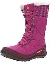 Зимние сапоги сноубутсы Columbia Youth Minx Mid II Waterproof Omni-Heat-K Snow Boot, 38 EU, 6 UK! Оригинал!
