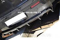 Задний обвес Митсубиси Лансер 10 (диффузор Mitsubishi Lancer X)