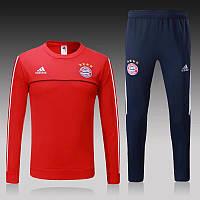 Спортивный (тренировочный ) костюм Бавария Мюнхен (Bayern Munchen ) 2017-2018 сезона