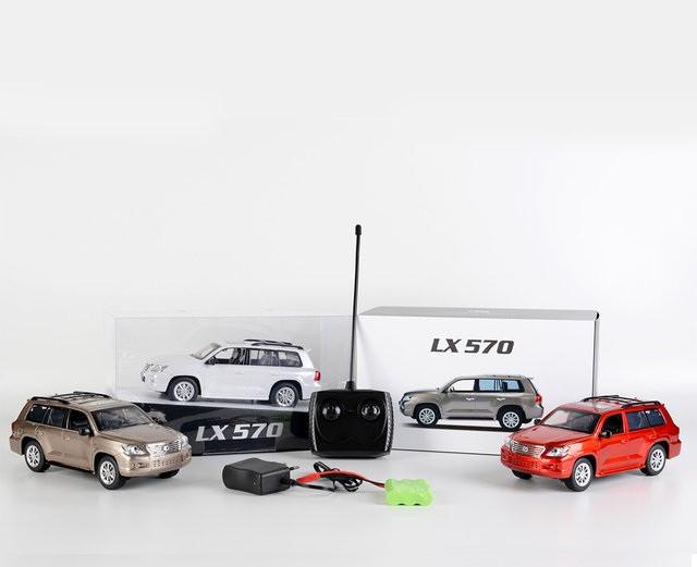Радиоуправляемая машина Lexus LX570 HQ200130, масштаб 1:24