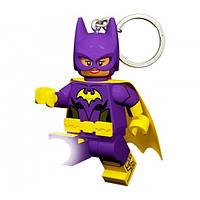 Lego Batman Movie Лего брелок-фонарик Лего Фильм Бэтвумен Batgirl LGL-KE104