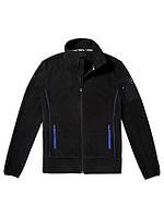 Мужская флисовая куртка Mercedes Men's Fleece Jacket, Black