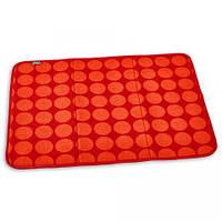 Влагопоглощающий коврик для посуды BUILT 5159141 Red Dot 46х61 см