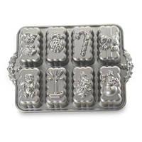 Форма для мини-хлебцов Nordic Ware 53948 Holiday Mini Loaves 34.3 x 24.1 x 4.5