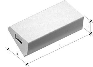 Ступени бетонные ЛС 15-1 775