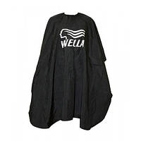 Пеньюар многоразовый для стрижки  Wella