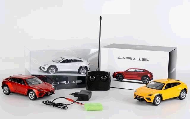 Радиоуправляемая машина Lamborghini Urus HQ200139, масштаб 1:24