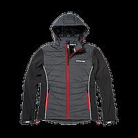 Мужская куртка Mercedes AMG Men's Functional Jacket, Selenite Grey / Black