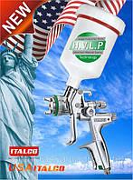 Краскопульт ITALCO(копия SATA) H-4000 HVLP 1,3мм, 1,4мм. ВЫСОКОКАЧЕСТВЕННАЯ КОПИЯ SATA4000 HVLP.