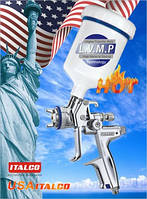 Краскопульт ITALCO H-4000 LVМP 1,3мм, 1,4мм.ВЫСОКОКАЧЕСТВЕННАЯ КОПИЯ SATA4000RP.