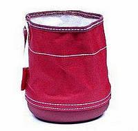 Кешпот тканевый Emsa EM509976 SOFT BAG 25 см (Красный)