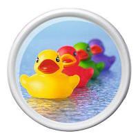 "Emsa EM512513 Поднос круглый ROTATION Nonslip ""Rubber ducks"" 30 см."