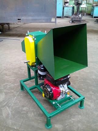 Измельчитель веток 90-Д (с бензиновым двигателем 7 л.с.) , фото 2