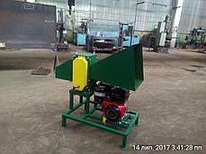 Измельчитель веток 90-Д (с бензиновым двигателем 16 л.с.) , фото 3