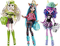 """Кукла DJR52 из серии """"Новые бученики в школе"""" Monster High"""