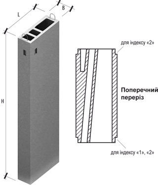 Для сооружений до 25 этажей ВБ 4-30-1
