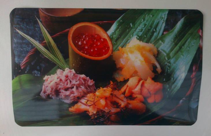 Салфетка для сервировки стола и украшения интерьера,  28см*40см, водонепроникна серветка, фото 2