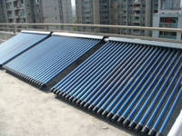 Солнечный коллектор c вакуумнымной трубкой Super Heat Pipe IS-MHP