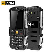 Ударопрочный телефон AGM M1 - IP68, влаго-пылезащищенный. 100% оригинал
