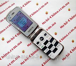 Копия  Nokia W999 dual sim - стильный телефон (нокиа 999), фото 2