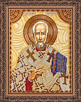 Набор для вышивания бисером АА-013 Святой Иоанн (Иван) (холст)