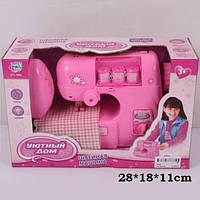 Швейная машинка Уютный дом. Звук, свет (0926)