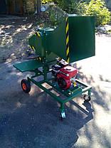 Измельчитель веток под бензиновый или электродвигатель (без двигателя) , фото 2