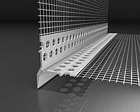 Профиль с капельником и сеткой для балконов, 2,5 м