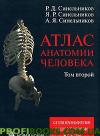 Атлас анатомии человека. В 4 томах. Том 2. Учение о внутренностях и эндокринных железах