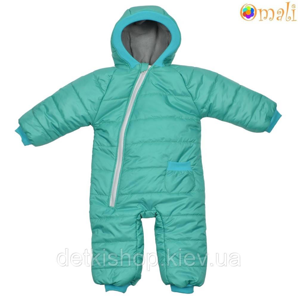 Детский комбинезон Omali (зелёный)